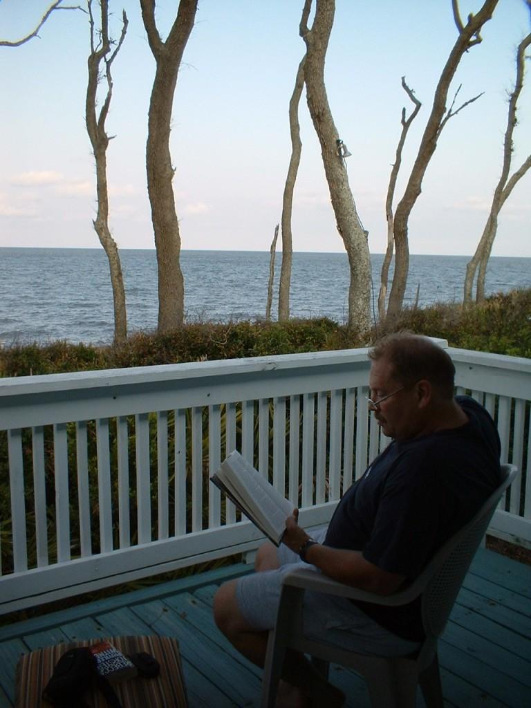 Ken at Jekyll Island 2007